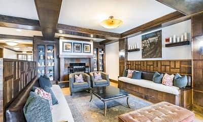 Living Room, Gables Takoma Park, 1