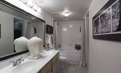 Bathroom, 77090 Luxury Properties, 1