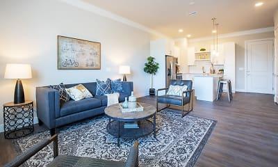 Living Room, The Elle, 0