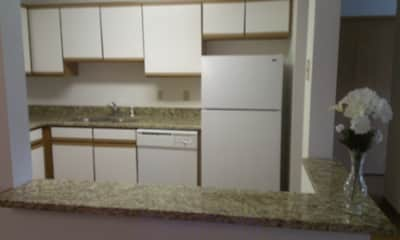 Kitchen, Whispering Pines Apartments, 2