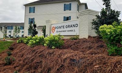 Community Signage, Pointe Grand Simpsonville, 0