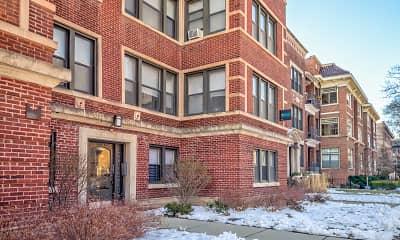 Building, 5528-5532 S. Everett Avenue, 1