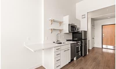 Kitchen, RiDE at RiNo, 2