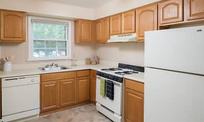 Kitchen, Rutherford Heights, 2