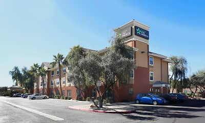 Building, Furnished Studio - Phoenix - Peoria, 0