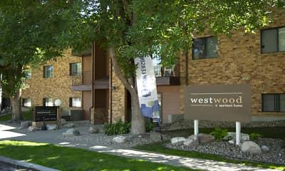 Community Signage, Westwood Park Apartments, 2