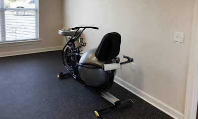 Fitness Weight Room, Windhurst Park, 2