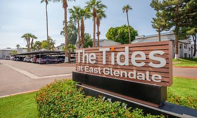 Community Signage, Tides at East Glendale, 2