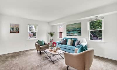 Living Room, Kings Grant Landing, 0
