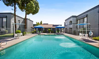 Pool, The Villas on 35th, 0