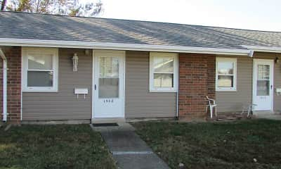 Building, Horizon Homes Retirement Community, 2