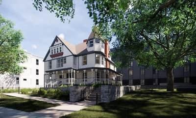Building, 83 Gardner Street, 2