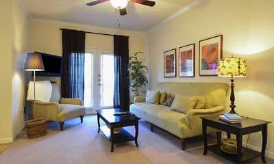 Living Room, Walnut Ridge Apartments, 0