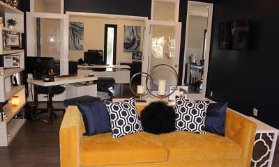 Living Room, The Park at Forestdale, 0