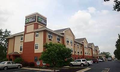 Building, Furnished Studio - Indianapolis - Airport, 0