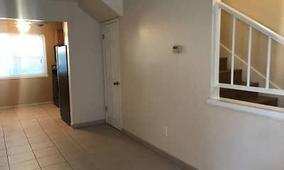 I Street Apartments, 1