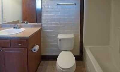Bathroom, FLATS 324, 2