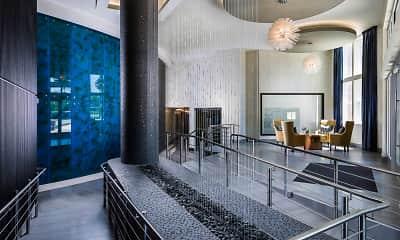 Kitchen, Radiant Fairfax Ridge Apartments, 1