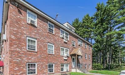 Building, Pine Ridge Estates, 1