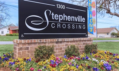 Community Signage, Stephenville Crossing, 0