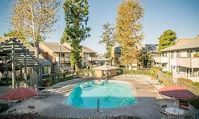 Pool, Mile Square Apartment Homes, 0