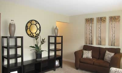 Living Room, Wynhaven Apartments, 0