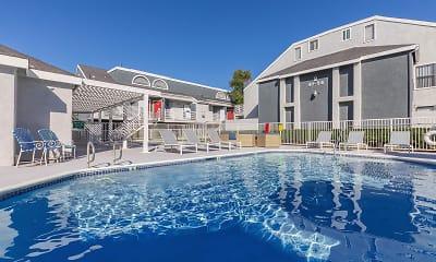 Pool, Madison Park Apartments, 0