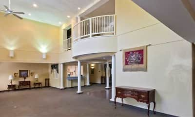 Foyer, Entryway, Pin Oak Village for Seniors Age 55 & Older, 1