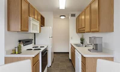 Kitchen, Mears Park Place, 1