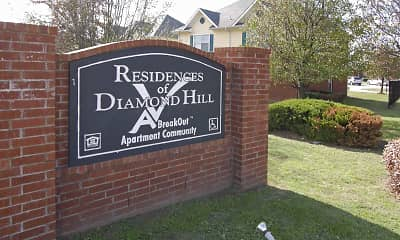 The Residences of Diamond Hill, 2