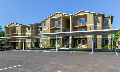 Building, Chehalem Pointe Apartments, 1