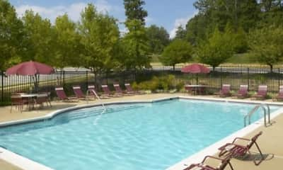 Pool, Glen Ridge Commons, 1