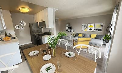 Living Room, Bloom Beverly Hills, 0
