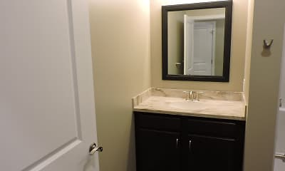 Bathroom, Chelsea Commons, 2