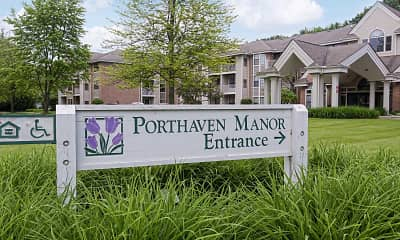 Porthaven Manor - Senior Living, 0