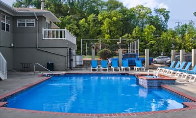 Pool, Highpointe, 1