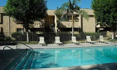 Pool, Colony Ridge Apartments, 1