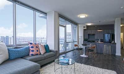 Living Room, Arrive Lex, 0