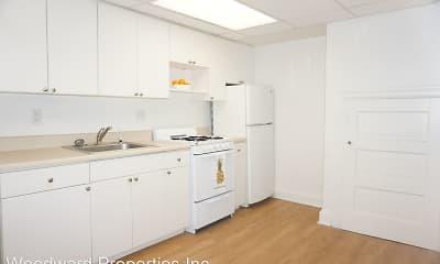 Kitchen, Edgehill Court, 1