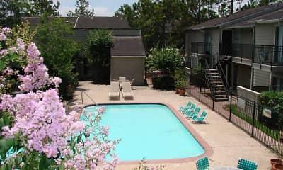 Pool, Rockridge Springs, 1