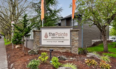 Community Signage, The Pointe, 2
