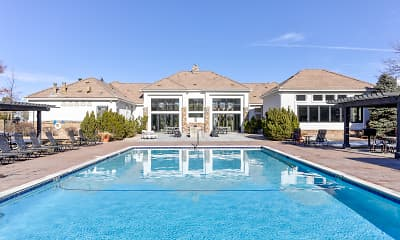 Pool, The Legacy at Highlands Ranch Apartments, 2