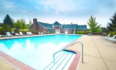 Pool, Hawthorn Club, 0