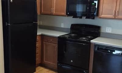 Kitchen, Jackson Crossing, 1