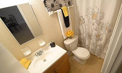 Bathroom, Bella Mar, 2