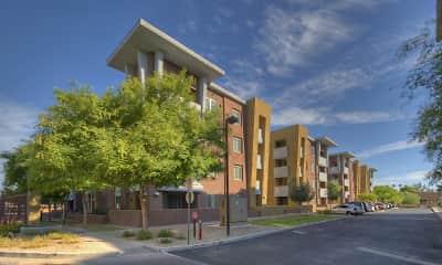 Building, Camden Sotelo, 2