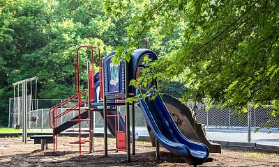 Playground, Fountain Place Apartments, 2