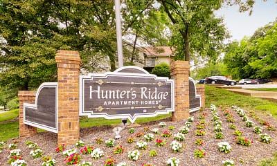 Community Signage, Hunter's Ridge, 2