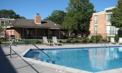 Pool, Colony Apartment Homes, 0