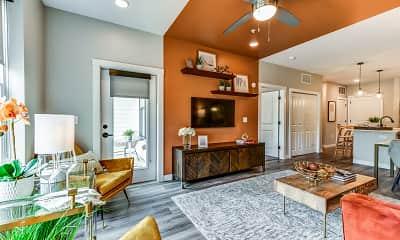 Living Room, The Yards at Malvern, 0